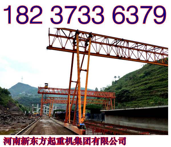 湖北咸宁凯发彩票公司桥式起重机构的安全检测介