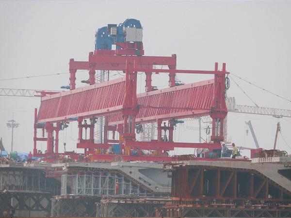 <b>甘肃张掖架桥机公司提供免费安装</b>