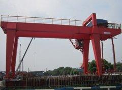 50吨双梁门式起重机