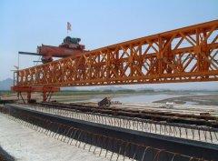 西藏拉萨架桥机厂家解读架桥机过孔时注意哪些