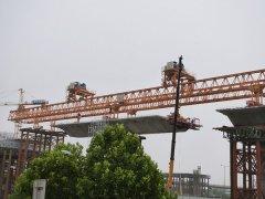 陕西咸阳架桥机厂家及时更换新零件