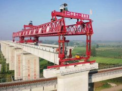 山东东营公铁两用架桥机公司是真的