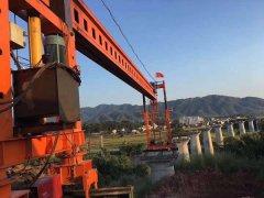 江西宜春架桥机公司监测运动量