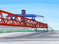 湖北天门架桥机公司