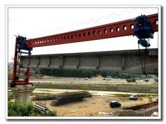 安徽蚌埠架桥机公司写照