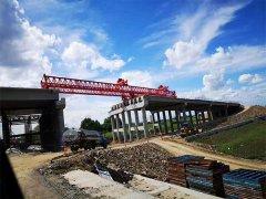 广东云浮架桥机公司施工方向